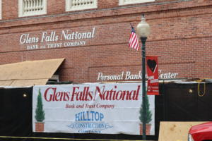 Glens Falls National Bank - Roof