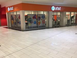 AT&T Fit-up