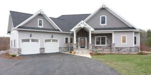 Queensbury Custom Home-2